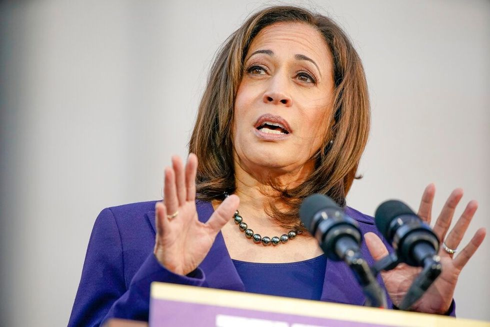 If You Don't Know Who Kamala Harris Is Or What She's About, You Should