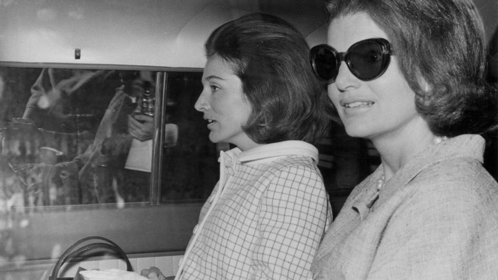 Lee Radziwill Will Be Eternally Remembered In Her Sister's Shadow