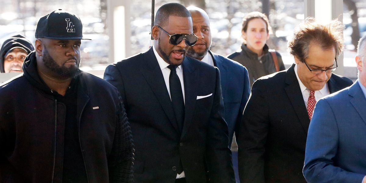 A 'Surviving R. Kelly' Follow-Up Is Coming Soon