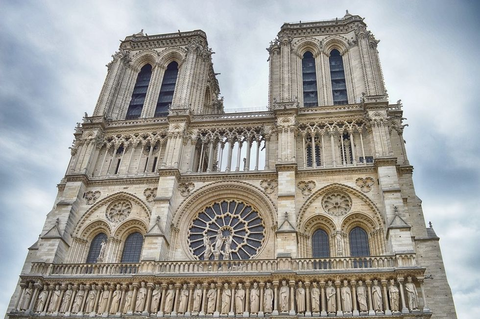 The Notre Dame Fire Made Me Sad But Not For The Reasons You'd Think