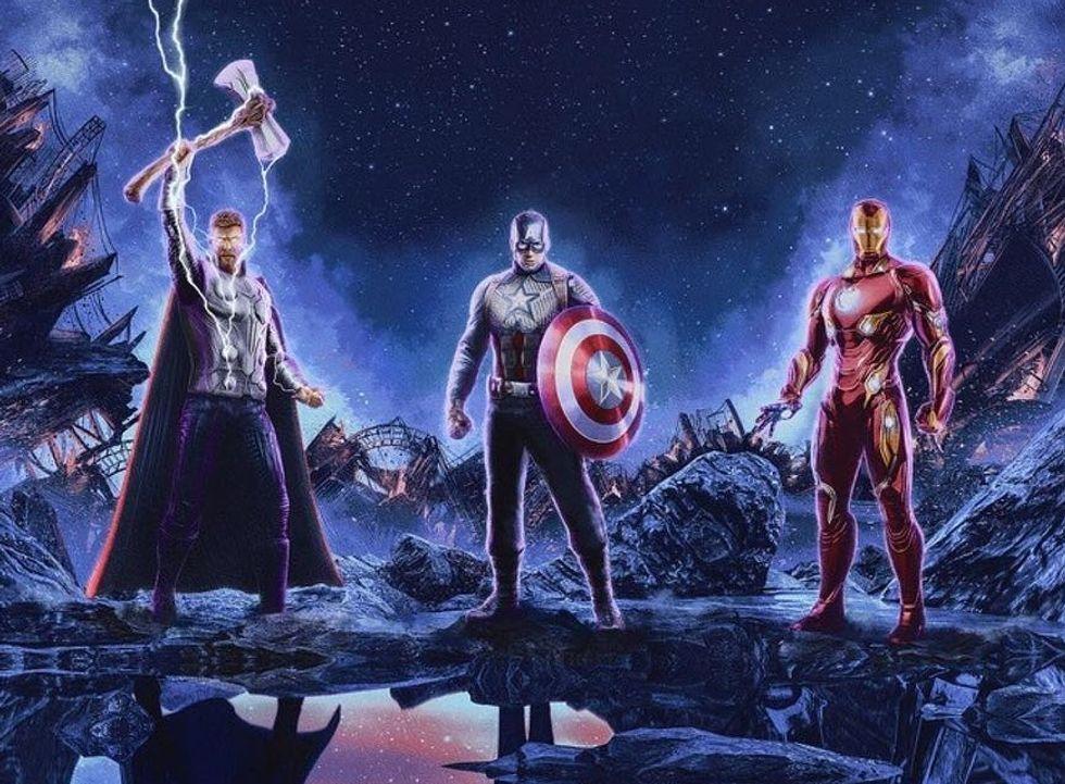 """""""Avengers"""""""