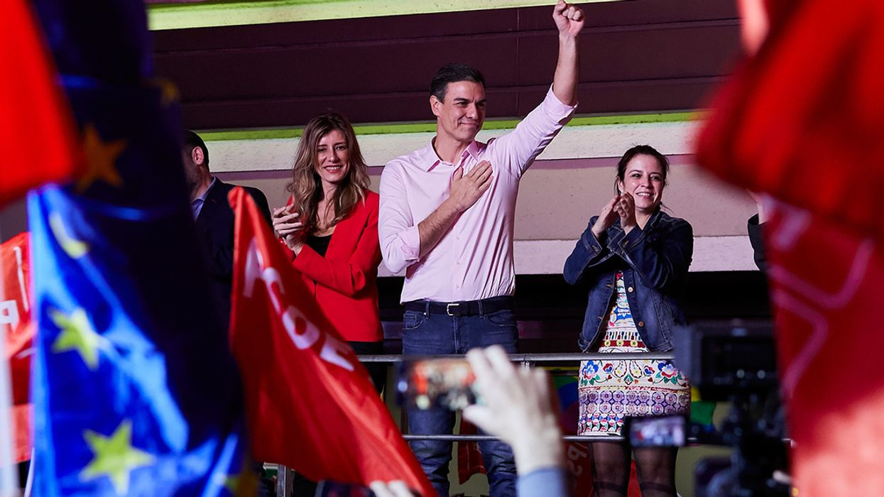 Winning Party in Spain's Election Campaigned on a Green New Deal
