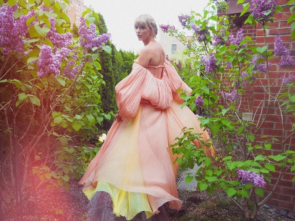 Taylor Swift Is Going To Release Something On April 26 And I'm So Excited