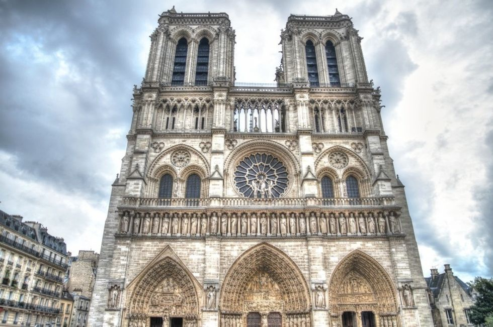 Notre Dame Is Going To Be Restored And Some People Have Mixed Opinions