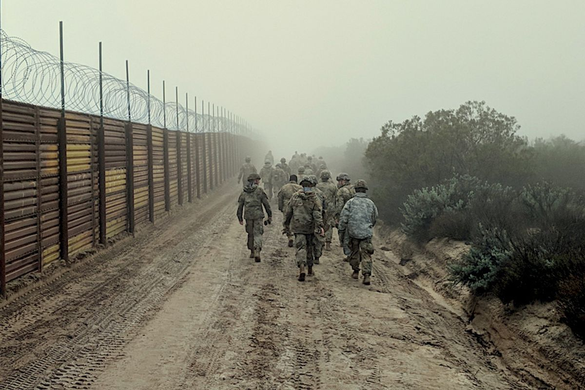 FBI Investigating 'Armed Rebellion' Plot At The US-Mexico