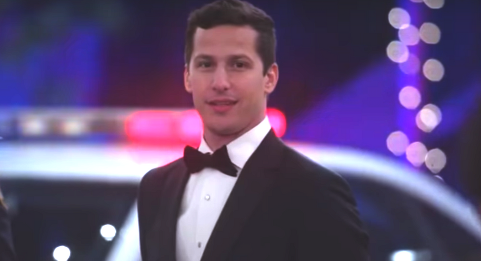 9 Reasons Jake Peralta Would Be The Perfect Boyfriend, 'No Doubt, No Doubt, No Doubt'