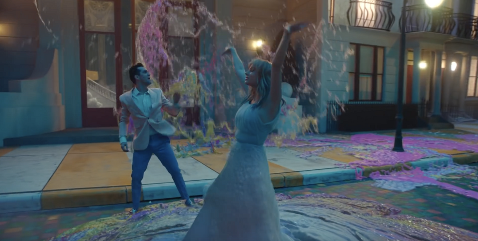 Did Taylor Swift And Brendon Urie Just Drop The Song Of The Summer?