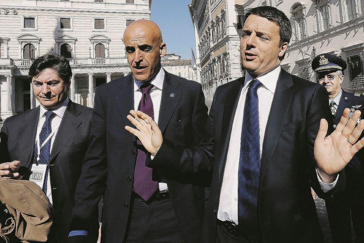 Dimezzata la scorta a Matteo Renzi nel suo giro del mondo per affari