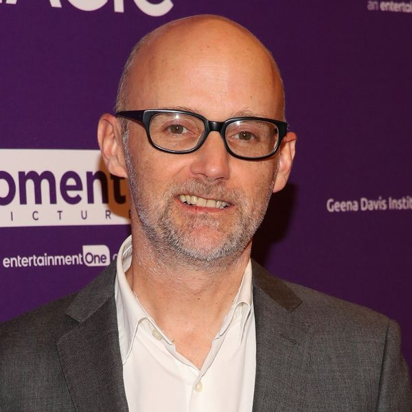 Moby Claims He Once Rubbed His Penis on Donald Trump