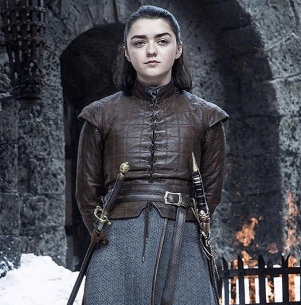 10 Quotes That Prove Arya From Got Is The Real Badass
