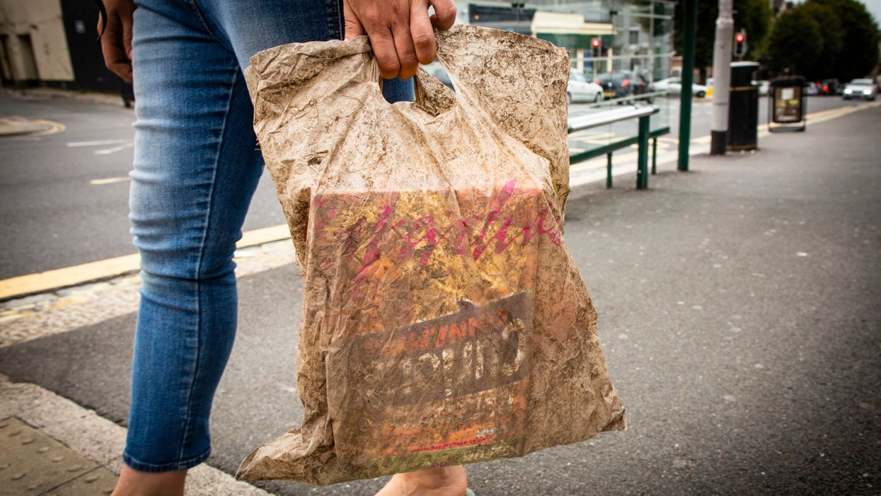 Biodegradable Bags Buried for 3 Years Still Work