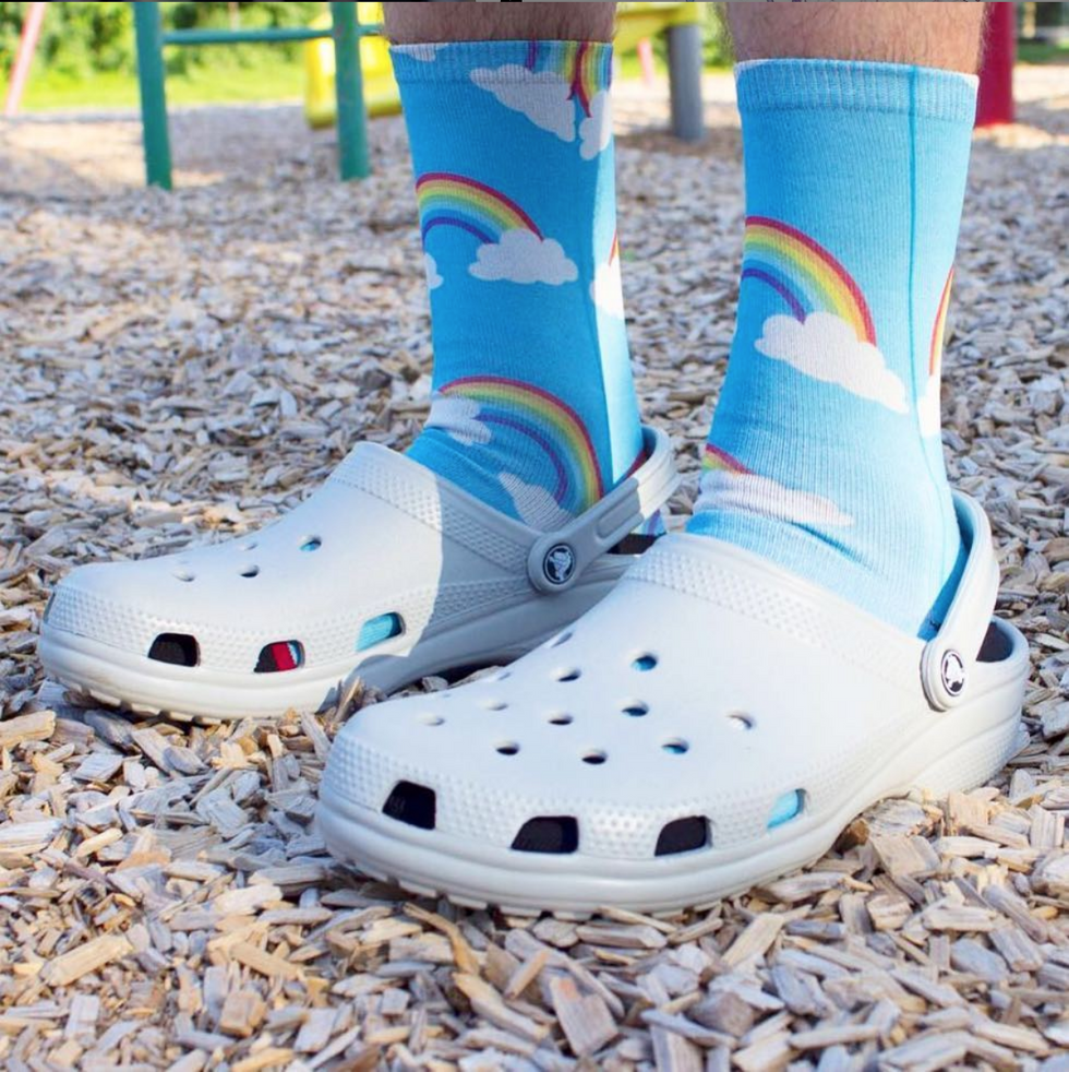 My Crocs Have Brought Me Luck And I Hope Yours Have, Too