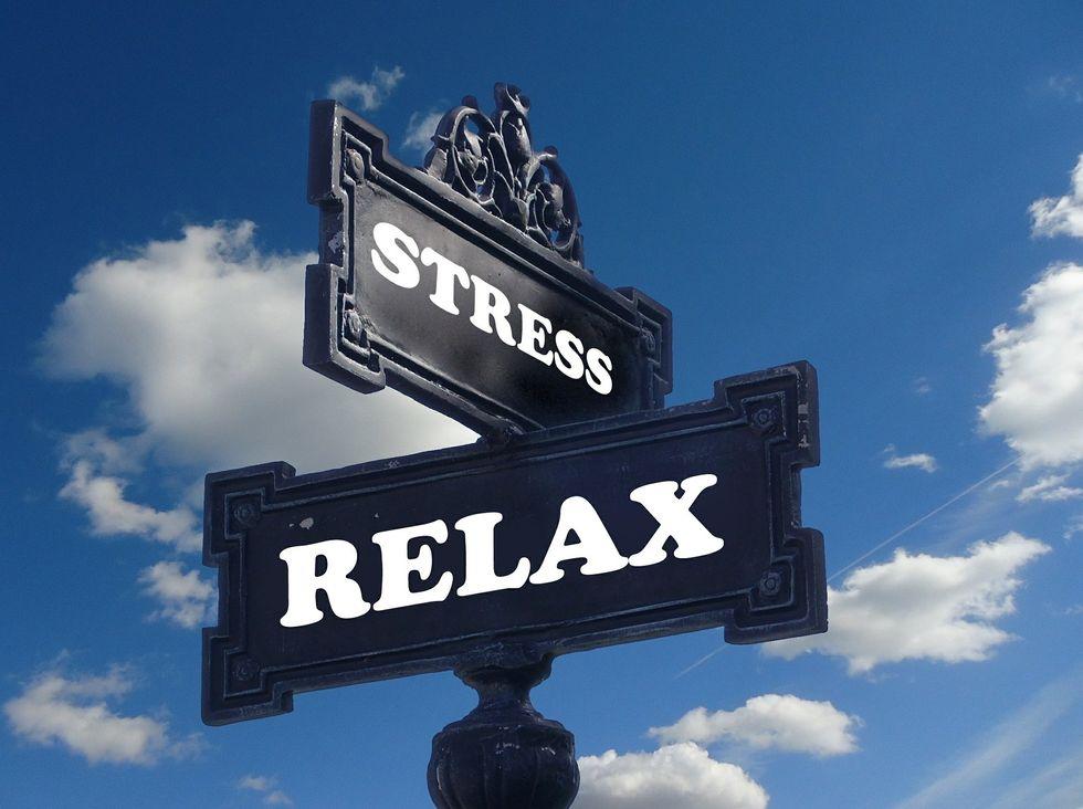 10 Easy Ways To Reduce Stress