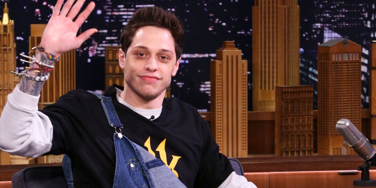 Pete Davidson Walks Out of Show After Ariana Grande and Kate Beckinsale Mention
