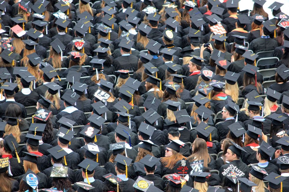 Not Walking At Graduation Isn't The End Of The World