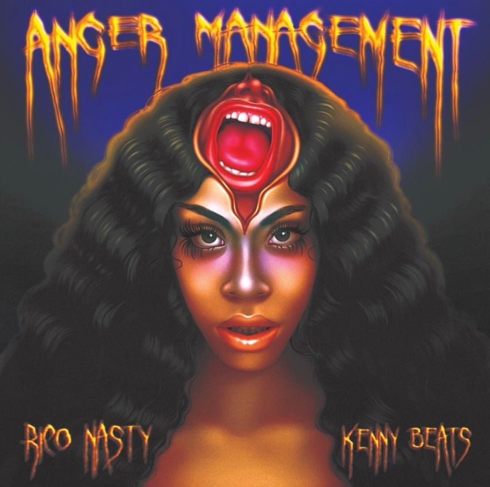 Rico Nasty's New Project 'Anger Management' Is All My Emotions Bottled Up In One Album