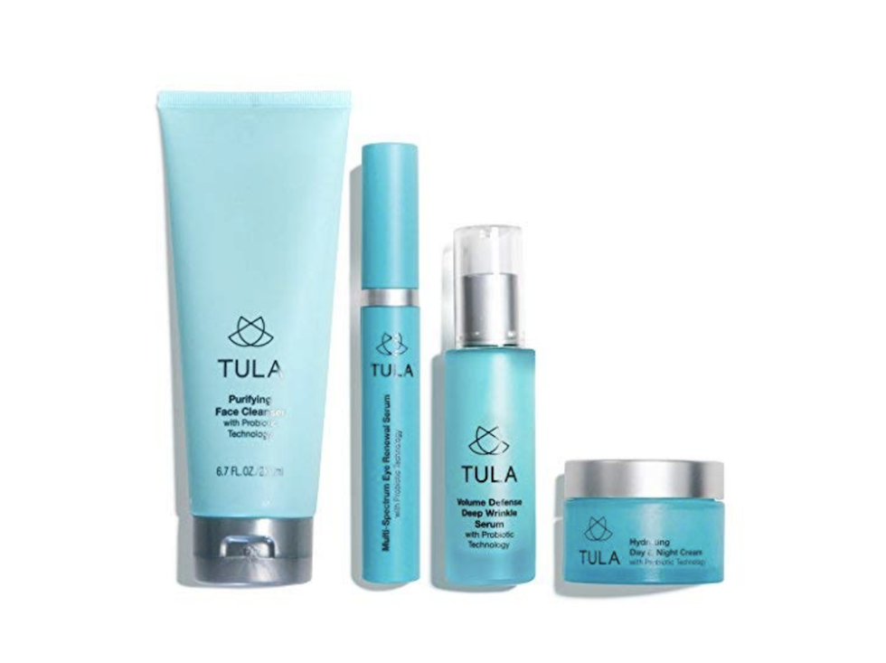 mother's day gift skincare set