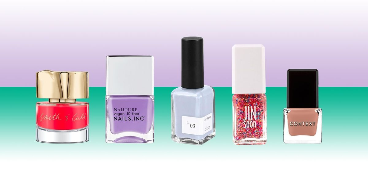 Your Nails Will Say Thank You After Using These Nontoxic Nail Polishes