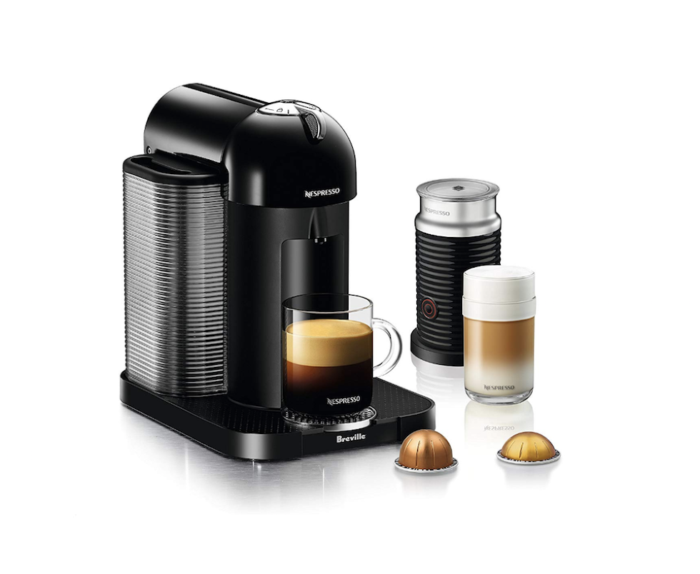 best gifts for moms nespresso machine