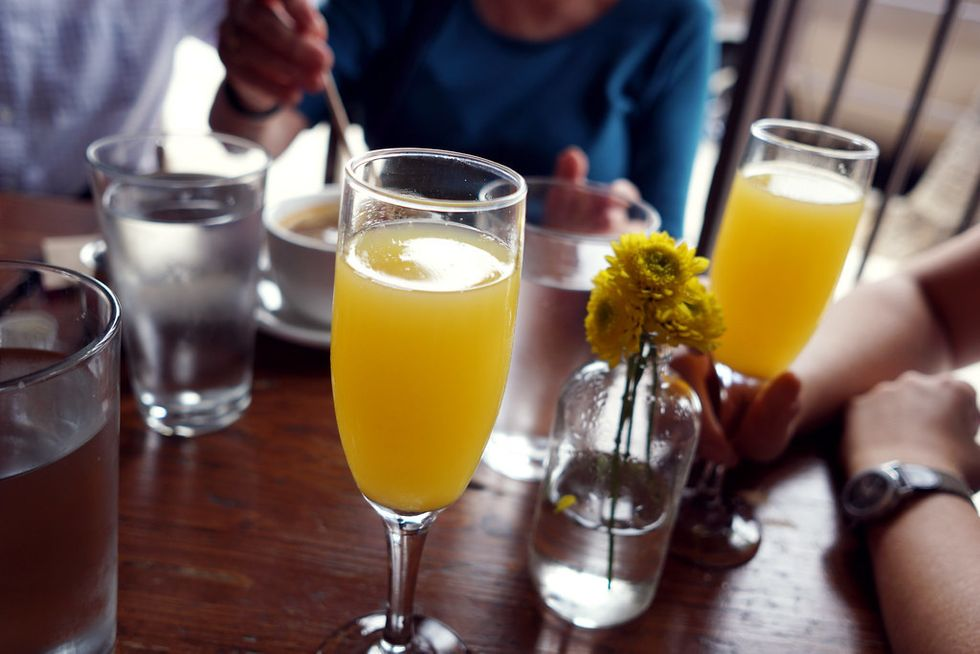 21 Boozy NYC Brunch Spots To Celebrate Your 21st
