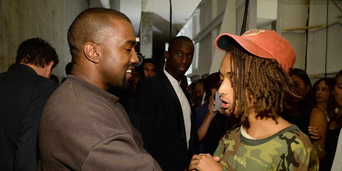 Jaden Smith Will Play a Young Kanye West