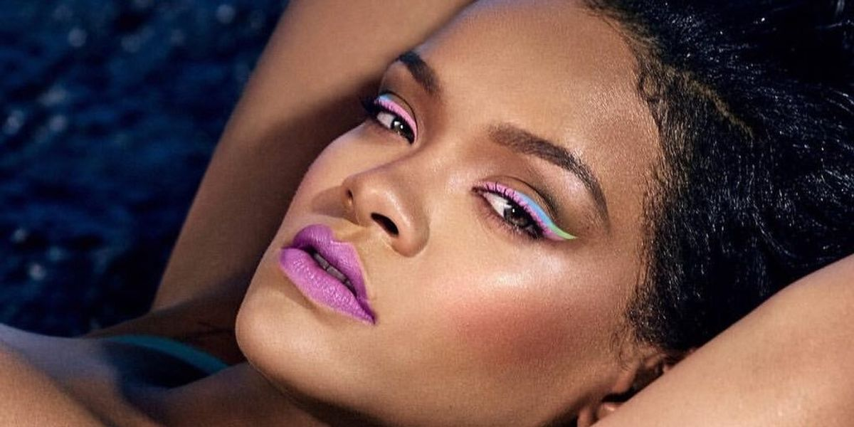 Fenty Beauty's New Neon Products Will Have All Eyes On You This Summer