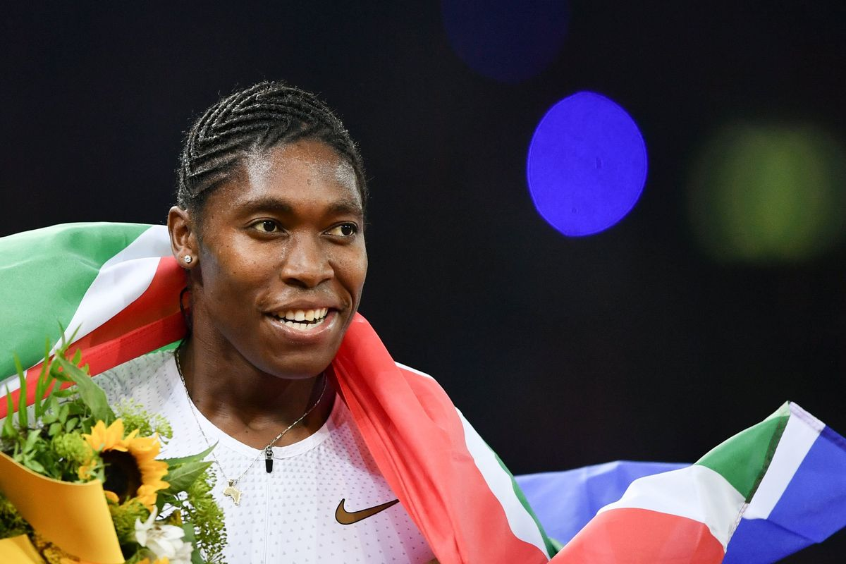 Caster Semenya Will Be Forced to Take Testosterone Blockers