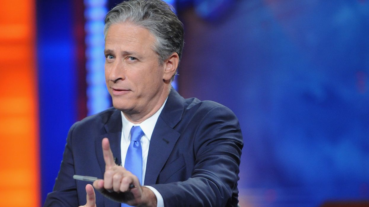 Study: Jon Stewart leaving 'Daily Show' helped Trump win presidency