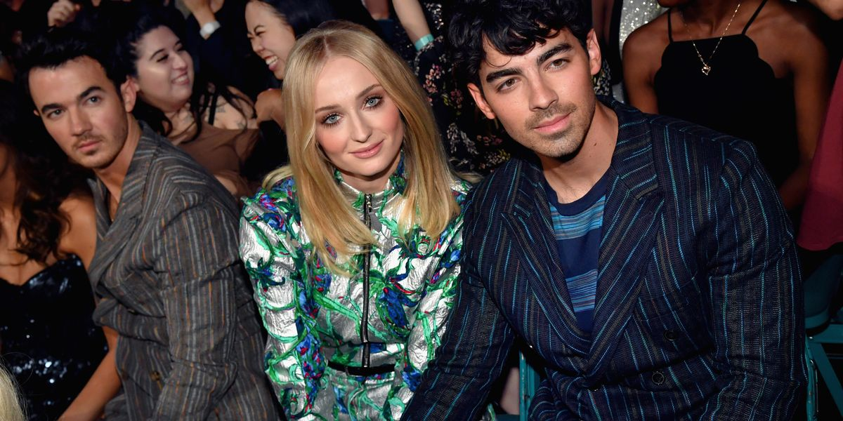 Sophie Turner and Joe Jonas Are Married