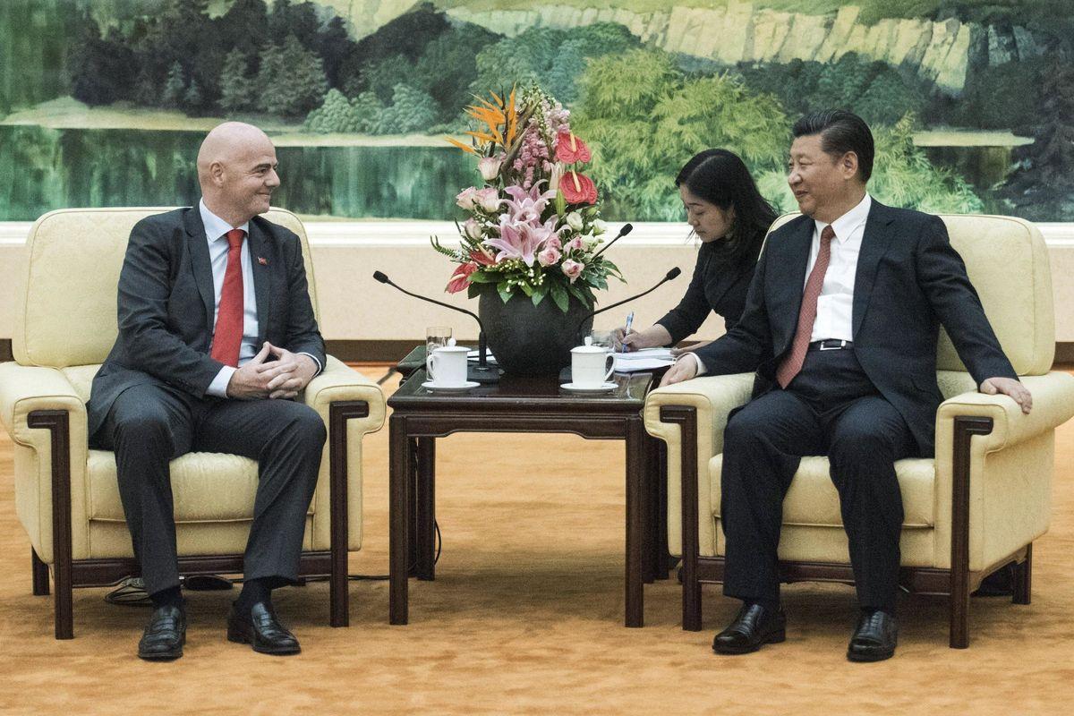 La Cina non molla il pallone. Si allea con la Fifa e richiama Lippi per i mondiali in Qatar