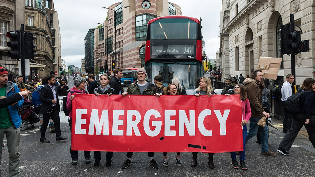 UK Parliament First in World to Declare Climate Emergency
