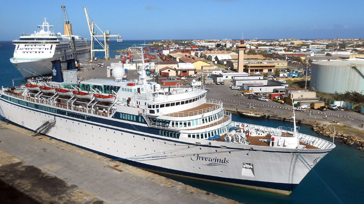 Measles Case on Scientology Cruise Ship Leads to Quarantine