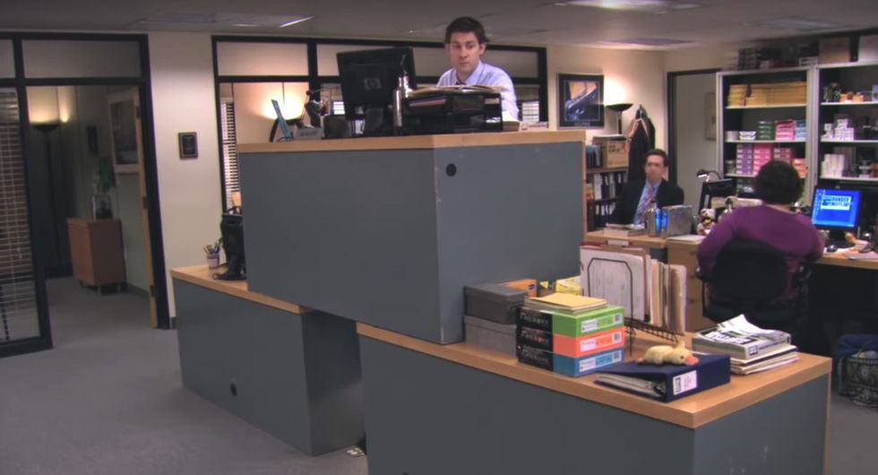 If 'The Office' Staff Competed For The Iron Throne On 'Game of Thrones'