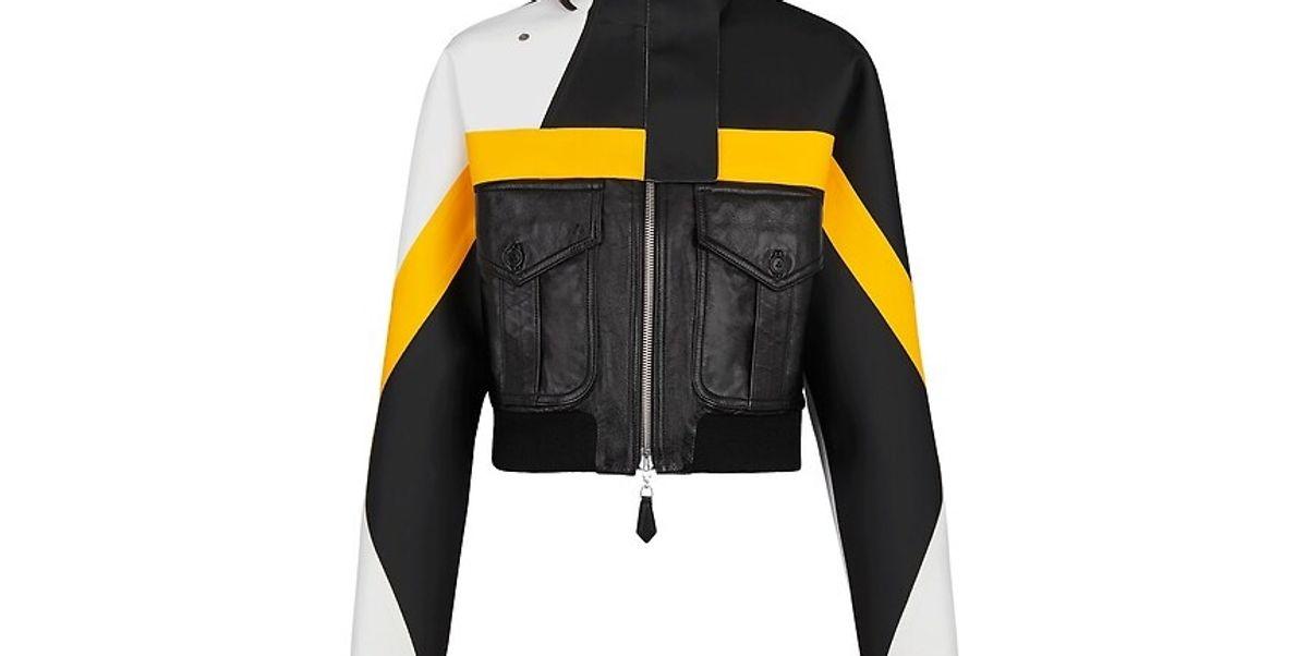 Lambskin Aviator Jacket