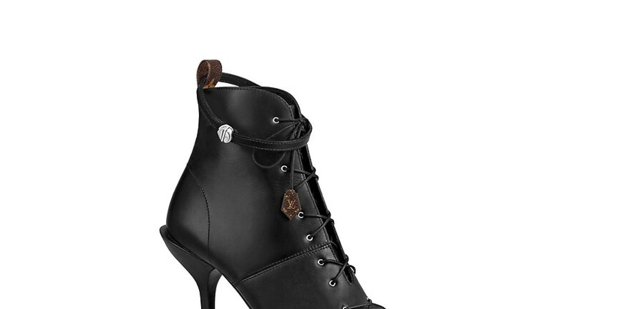LV Janet Ankle Boot