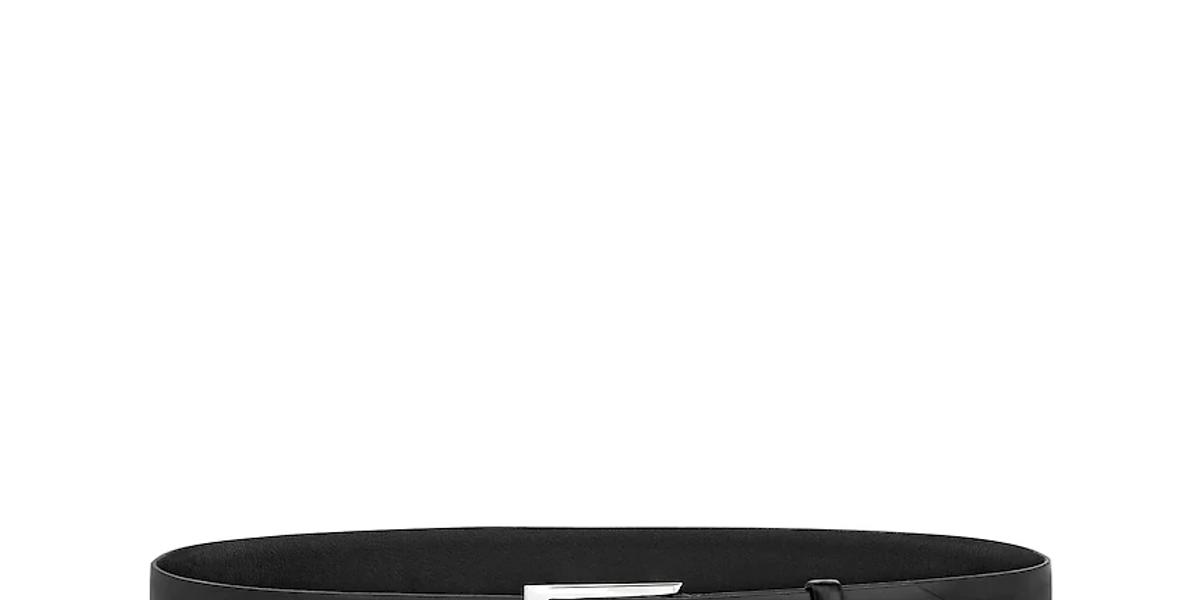 Dandy 30mm Belt