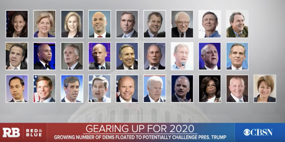 The Major Issues In The 2020 Democratic Primary