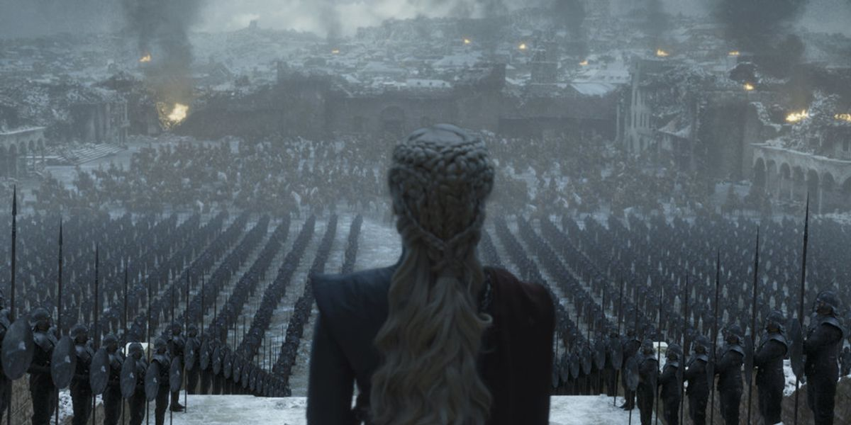 'Game of Thrones' Series Finale Recap: We Deserved Better