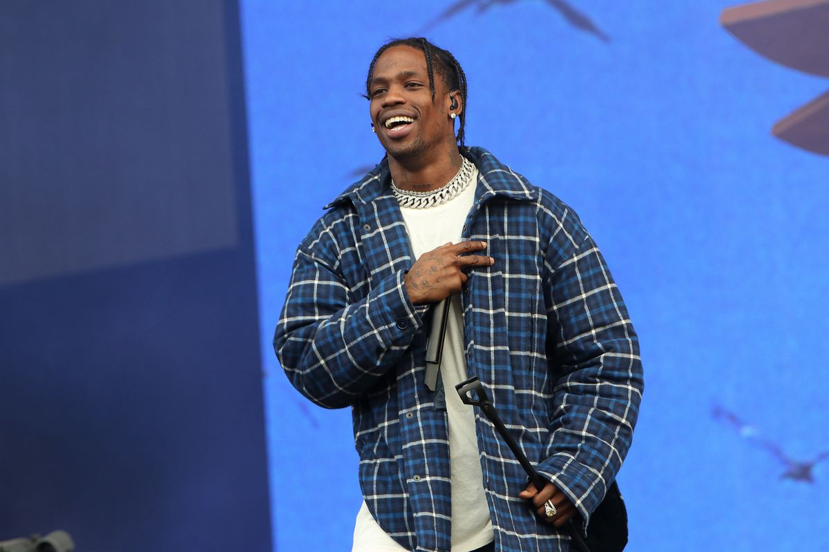 Travis Scott Pledges Alabama Festival Merch Profits to Planned Parenthood