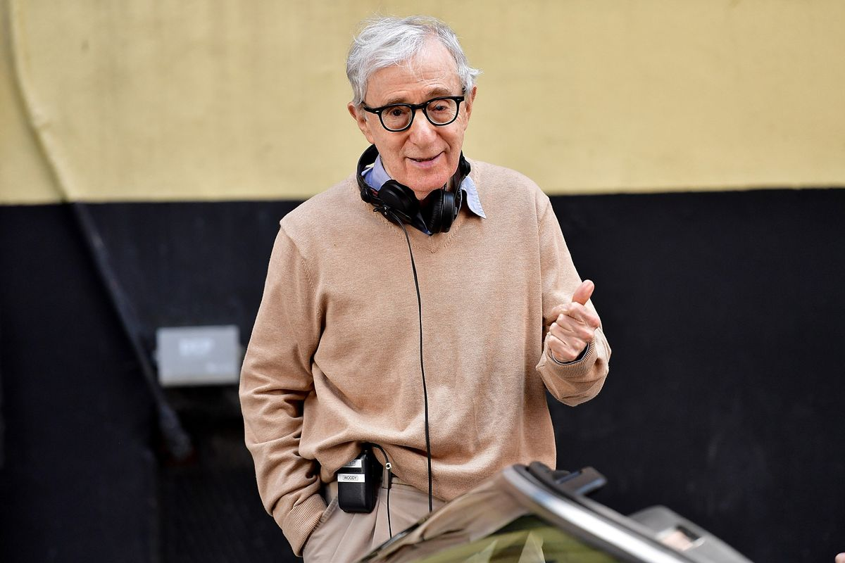 Amazon Returns Rights to Woody Allen's Timothée Chalamet Movie