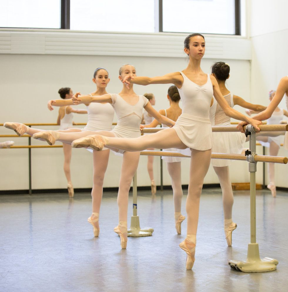 There S A New School Of American Ballet Docuseries In The Works Dance Magazine