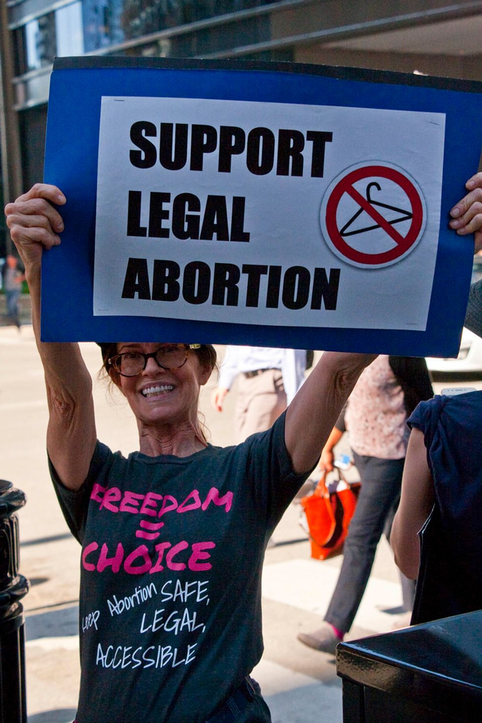 Alabama's New Abortion Law Is All About The State Controlling Women's Body