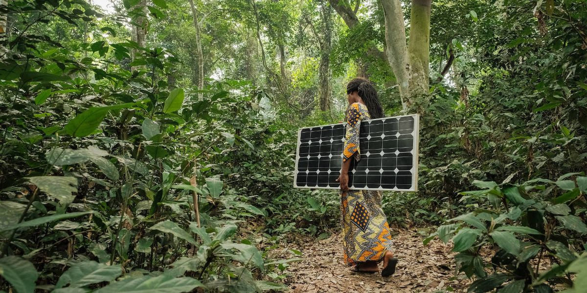 Global electricity access grows—but we're not on track for 2030 sustainable energy goals