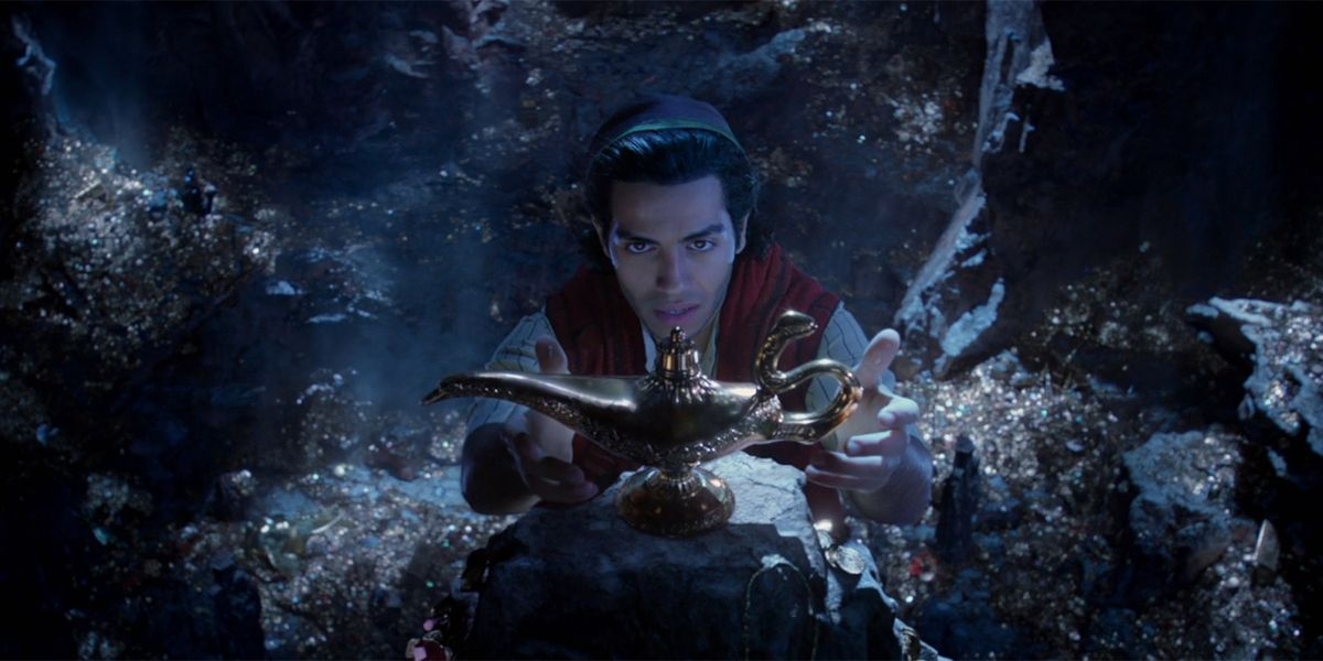 The New 'Aladdin' Offers A Very Uncanny Valley Experience