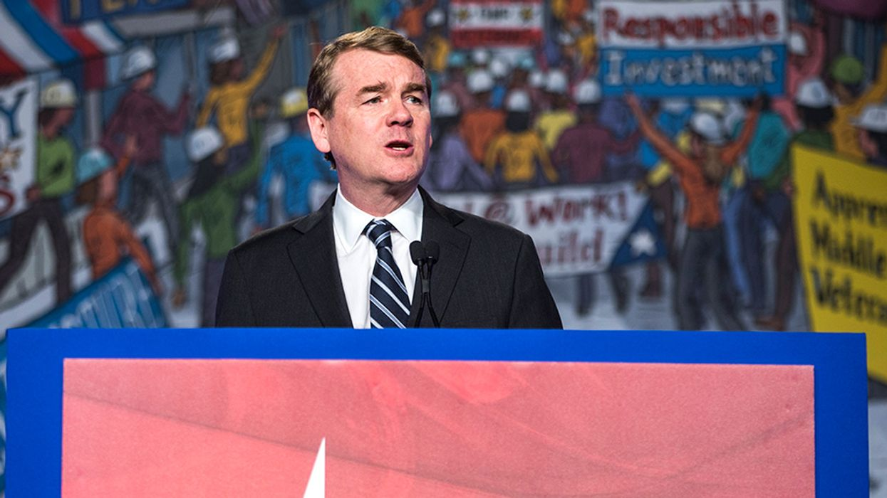 Presidential Candidate Michael Bennet Proposes $1 Trillion Climate Change Plan