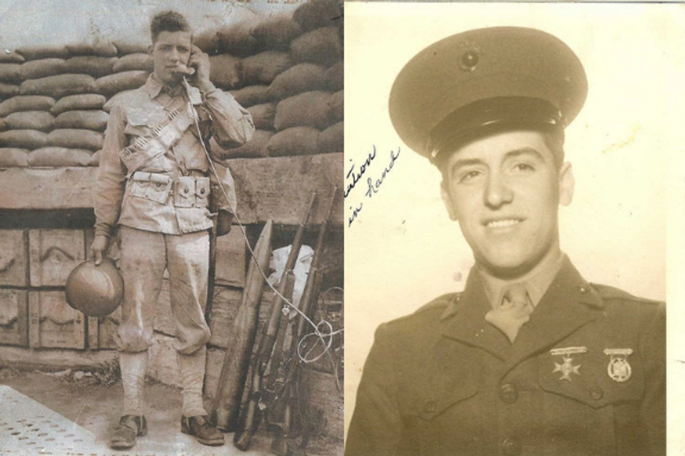 A Tale Of Two Soldiers, Brothers In World War II