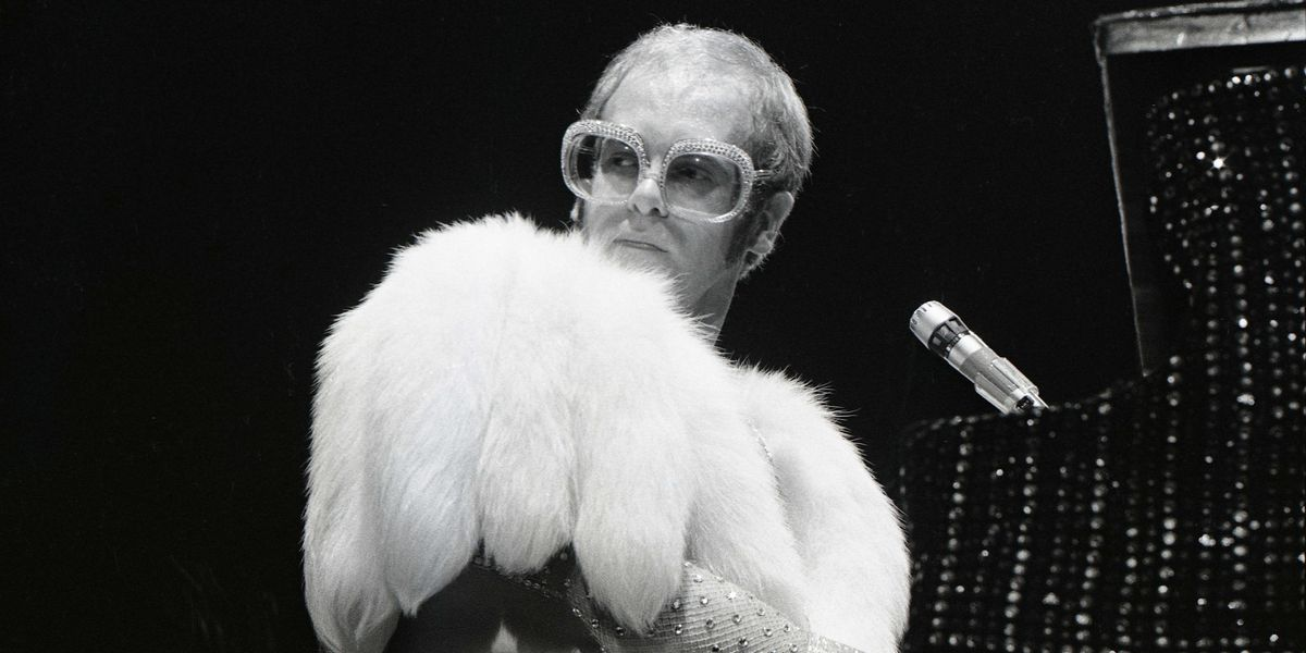Gucci's Love Affair With Elton John Continues