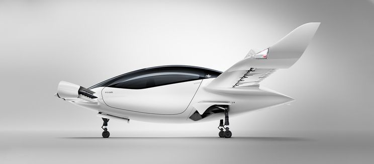All-Electric Jet-Powered Air Taxi to Develop Hubs Across Florida
