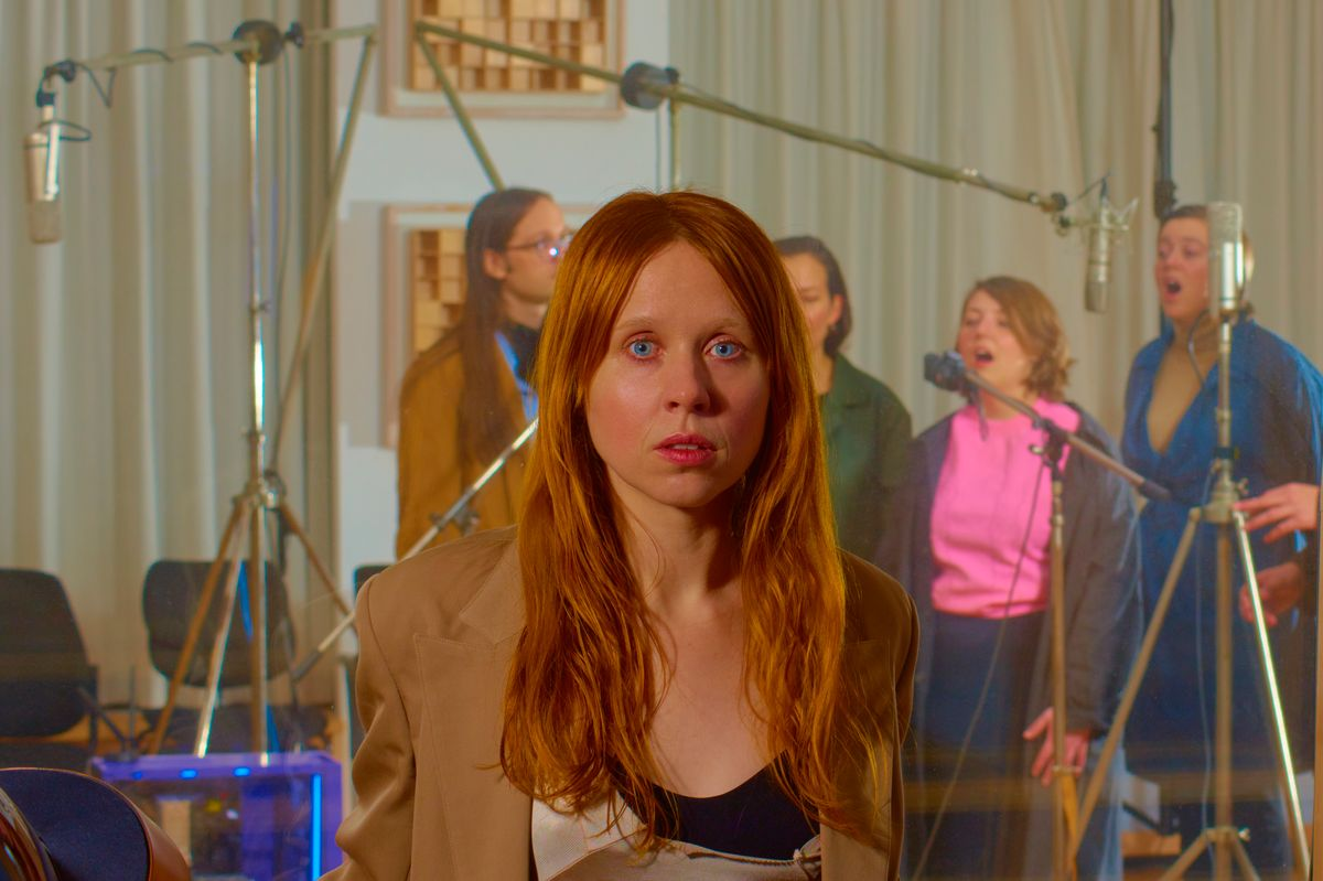Holly Herndon on Raising Her AI Baby and Embracing the Future