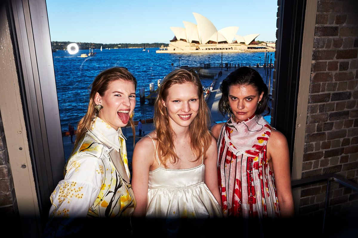 Looks We Loved at Australian Fashion Week